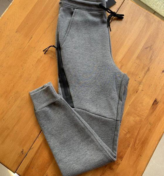 New Mens Pants Designer Jogger Track Pants Fashion Brand Jogger Clothing Side Stripe Drawstring Trousers Men Brand Sport Pants