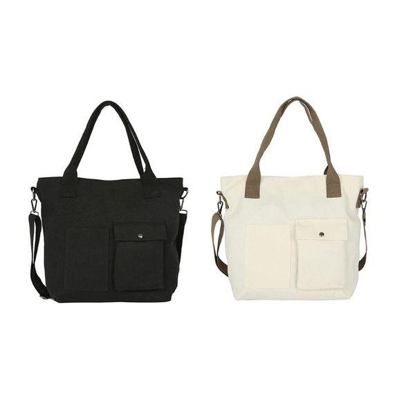 fashion handbag lady shoulder bag tote purse canvas women messenger hobo handle bags (458172726) photo