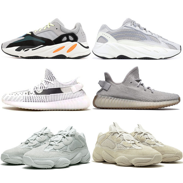 Free Run Utility Black Kanye West 700 Static V2 Shoes Mens Desert 500 Salt Дети Женские спортивные кроссовки Mauve SEMI