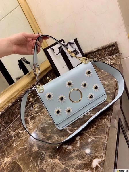 designer shoulder bags kan i small flower pattern designer handbags cross body women designer purses bag (451997543) photo
