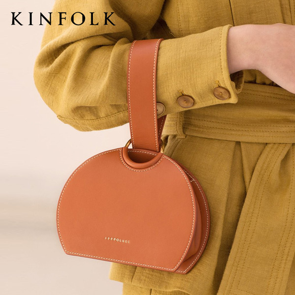 2019 spring summer new french paris style round simple exquisite acrylic box bag luxury women's banquet party purse bags (461891496) photo