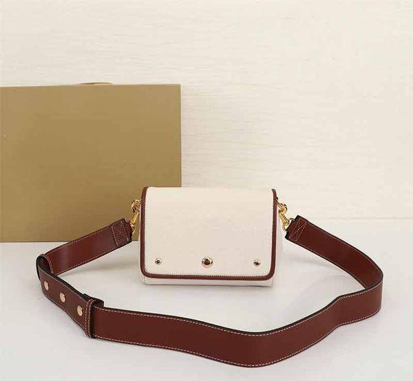 designer luxury handbag purse barbery purse bag canvas material shoulder crossbody messenger women ladies purse bag (545672037) photo