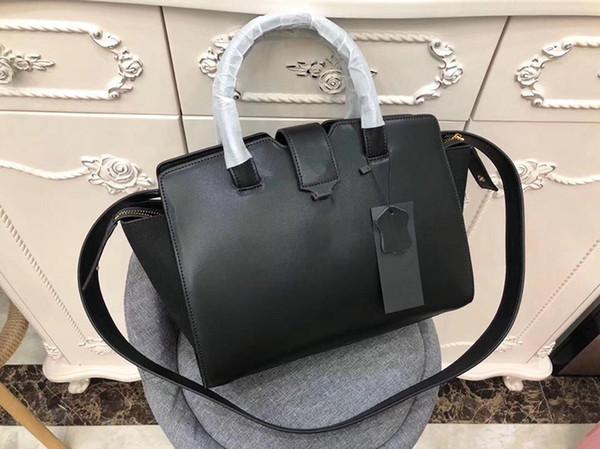 designer luxury handbag purse genuine leather y handbag bat style women fashion totes luxury purses designer purses bag (480049171) photo