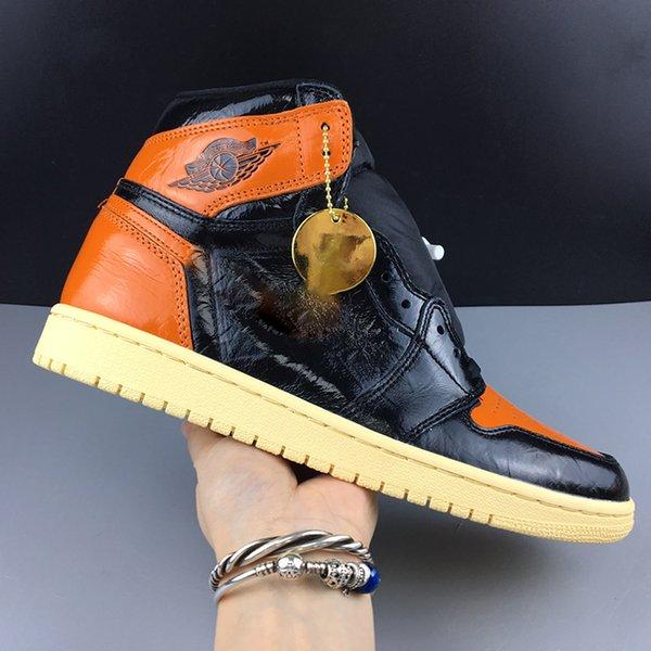 Shattered Backboard 1 Баскетбольная обувь Мужские высококачественные роскошные кроссовки фото