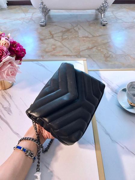 classic fashion bags chain shoulder loulou purse 20cm women cross body handbags purse bag women handbags (479370972) photo