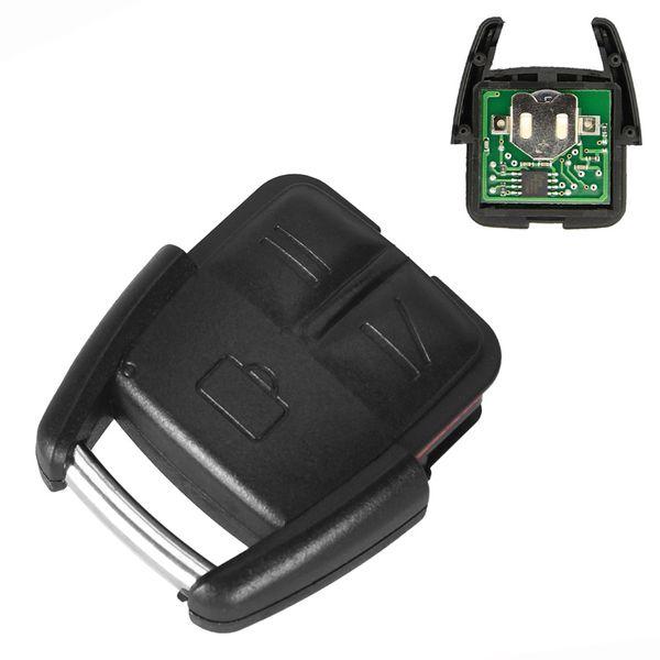3 кнопки дистанционного ключа автомобиля FOB 433 МГц для Astra h j g insignia vectra c Vectra Zafira OP1 Aut фото