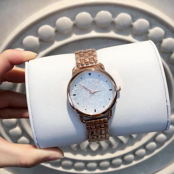 2017 Новая модель моды леди часы бренда женщина часы женские часы из розового золот фото