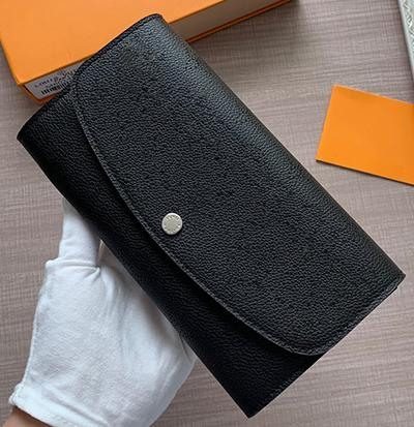 iris wallet luxury wallet women purse famous brand designer wallet perforated pattern luxury purse (488018488) photo