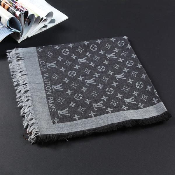 Горячие Продажи Женщин Шарф шерсти Шелковый квадрат бренда Шарфы Женщины Дизайн фото