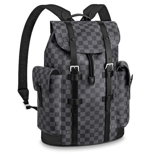 N41379 Кристофер Рюкзак MEN FACKION BACKPACKS Деловые сумки TOTE MESSENGER BAGS SOFTSIDED LAGGAGE ROLLING Bag