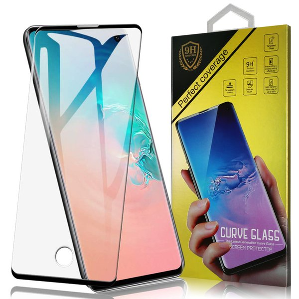 Ca e friendly 3d curved tempered gla   for  am ung  8  9  10 plu  note 10 full cover  creen protector for  am ung  7 edge note 8 9 film