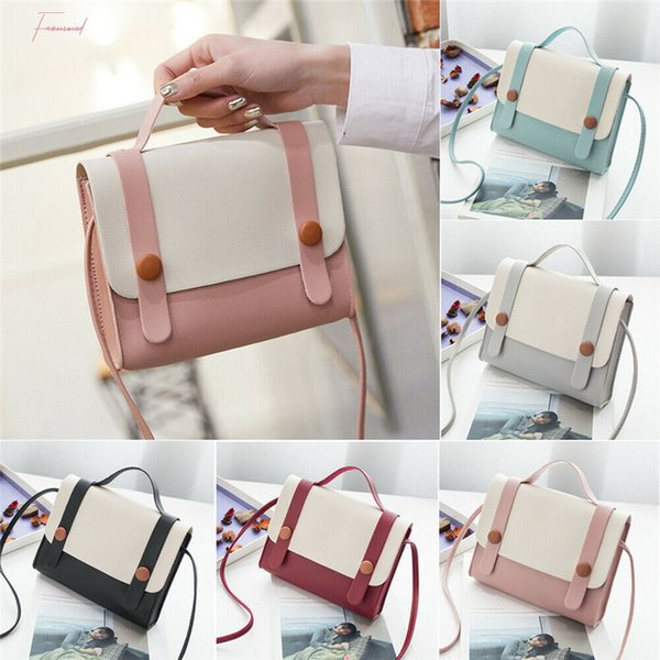 new ladies handbag shoulder bags tote purse pu leather women messenger hobo bag (543491535) photo