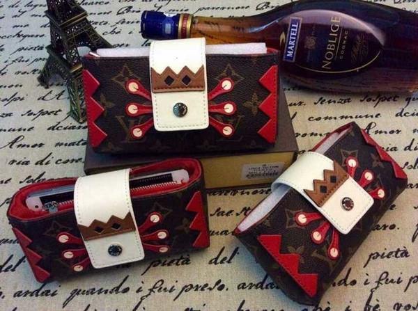 2019 m61174 fashion women clutch bag buckle purse wallets purse mini clutches exotics evening chain belt bags (504224171) photo