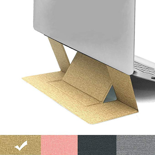 Подставка для ноутбука Невидимая легкая подставка для компьютера Портативный ск