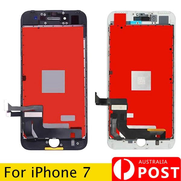 Мобильный телефон с сенсорным панели замена дигитайзер для телефона 7 фото