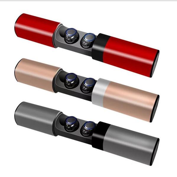 TWS Беспроводные Bluetooth-наушники s2 Водонепроницаемые наушники с шумоподавлением Сп фото