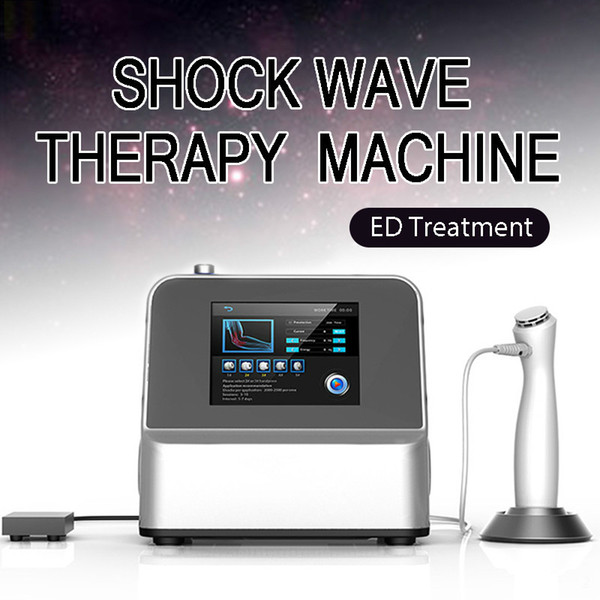 muscle relief radial shockwave therapy shockwave acoustic wave therapy shock wave physical therapy machine for sport injury ed treat