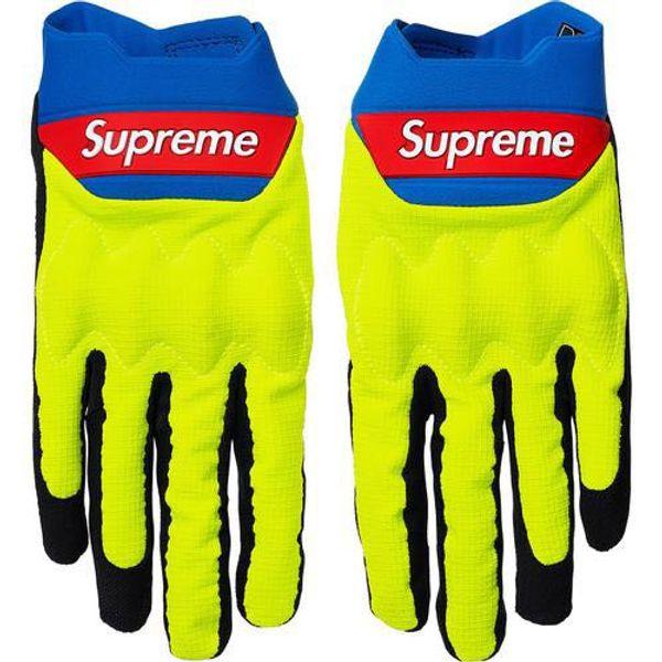 Sup Gloves Racing Red Moto Перчатки Большие Новые SS18 100% Brand New