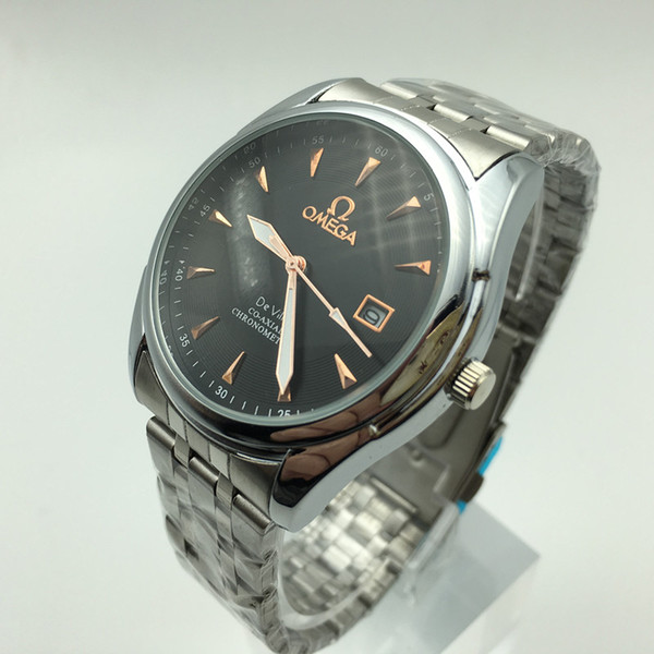 New President Men's Watch Scanning Automatic Movement Day Mechanism Rose Luxury Brand Men's Stainless Steel Watch Casual Fashion (li535478jun) Minneapolis advertised