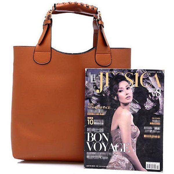 new fashion women handbag shoulder bags tote purse pu leather women messenger hobo bag (523123529) photo