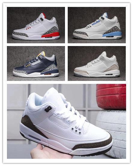 Новые Дизайнерские Туфли Оригинальные 3S Низкие мужские баскетбольные кроссовки фото