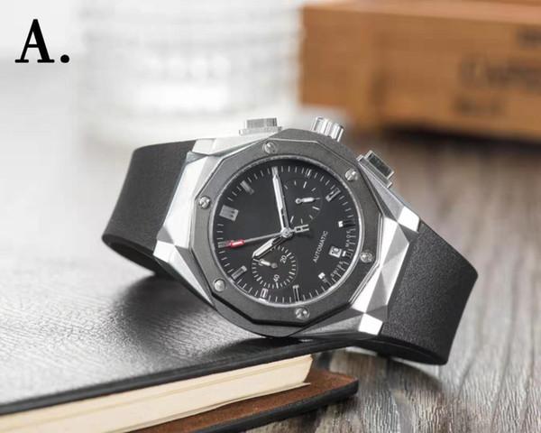 Горячие продажи reloj мужские часы многофункциональный высококачественный лучший