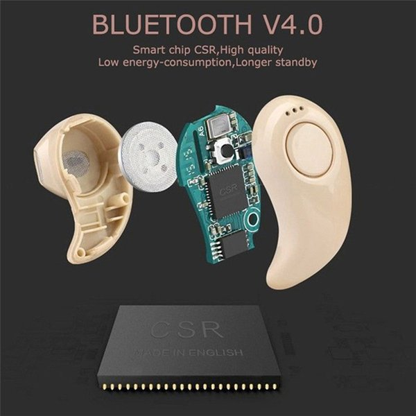 mini wireless bluetooth earphone in ear sports for iphone xiaomi samsung htc all smartphones headset earphones earpiece with#fozg