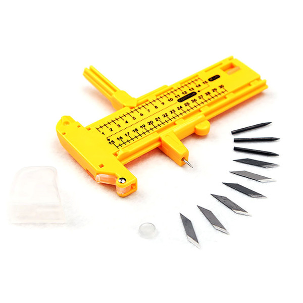 circle cutter compass cutter utility / p paper diy circular tool tangential device (482836677) photo