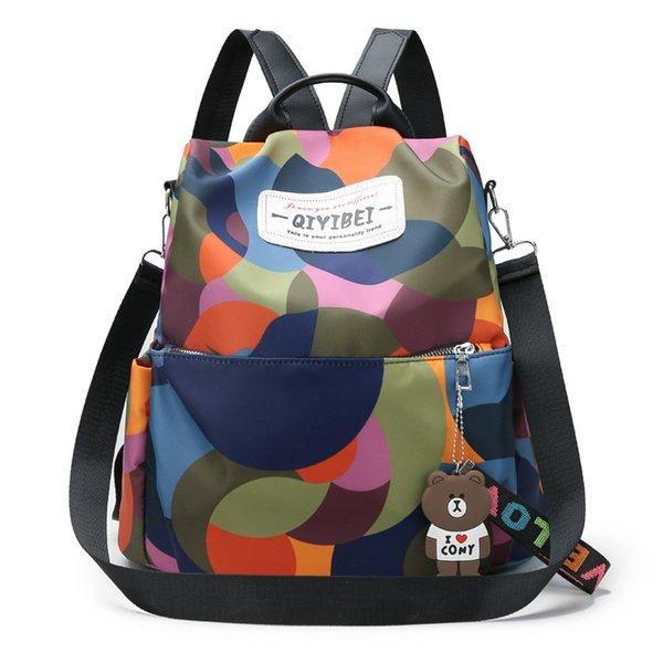 luxury backpack backpack purse bookbag luxury designer women panelled cute (503828216) photo