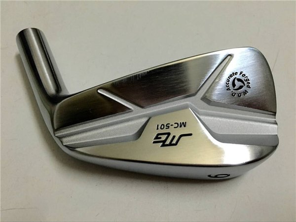 Brand New MiURA MG MC-501 Forged Iron Set Silver MiURA Golf Forged Irons MiURA Golf Clubs 4-9P Steel Shaft With Head Cover