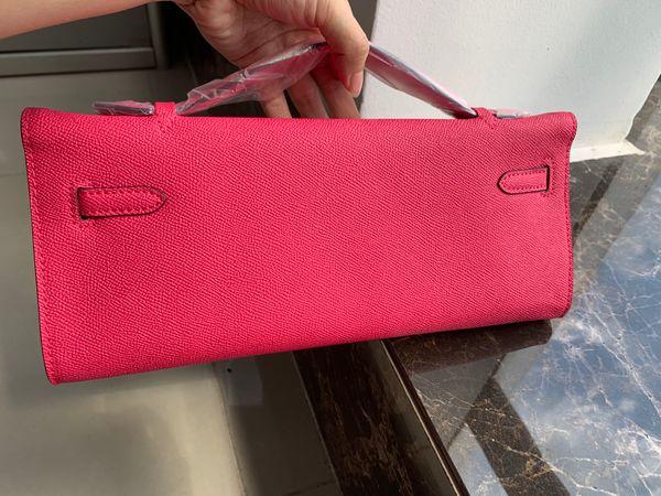 women clutch purse bag envelope bags handbag platinum bag coin purse wallet genuine leather ladies tote purse (429860602) photo