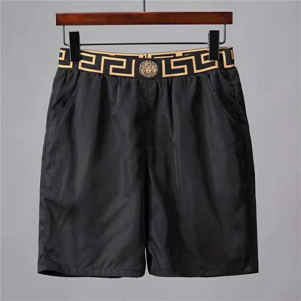 2019 horse lqpolos brand Men's brand Shorts Summer polo Beach Surf Swim Sport Swimwear Boardshorts gym Bermuda basketball shorts C8