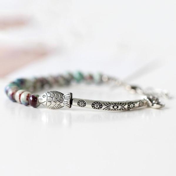 designer_jewelry_ceramic_beaded_bracelets_fish_flowers_bracelets_handmade_weaving_bracelets_simple_for_women_hot_fashion