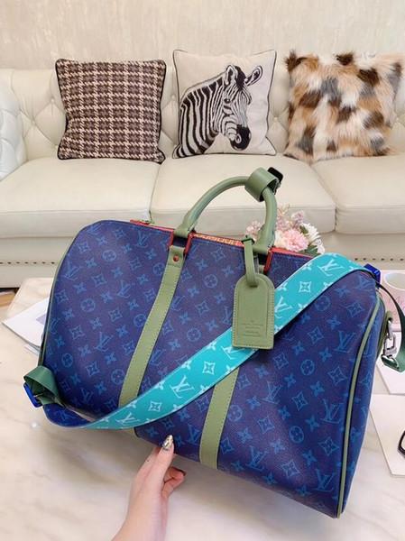 luxury purse backpack genuine leather chriser backpacks l flower pattern purses large capacity purse 56 (546655872) photo