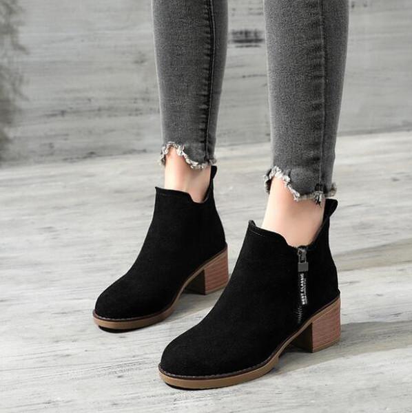 Sapatos clássicos kuaileyitian фото