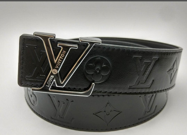 2019 New mens belts luxury high quality genuine leather belts for men automatic buckle brand belt ceinture homme with