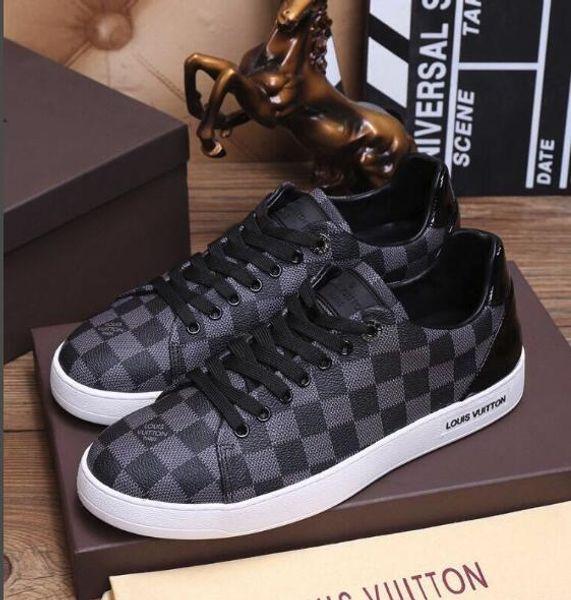 2019 бархатные черные мужские и женские бутик обувь красивые толстые подошвы случа фото