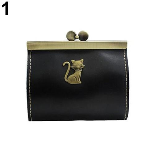 women wallet pu leather women coin purse small mini bag for coin plush purse wallet girl little bag for ladies small pouch (484424303) photo