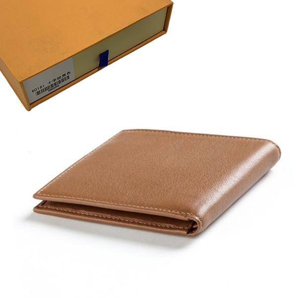 wallet designer wallet mens luxury wallet business purse men wallets designer luxury handbags purses women purses with orange box 1118 (464088728) photo
