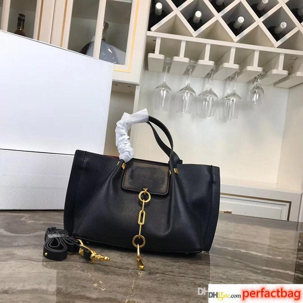 designer luxury handbag purses genuine leather v fashion totes genuine leather ladies purse 2019 purses handbag (512157194) photo