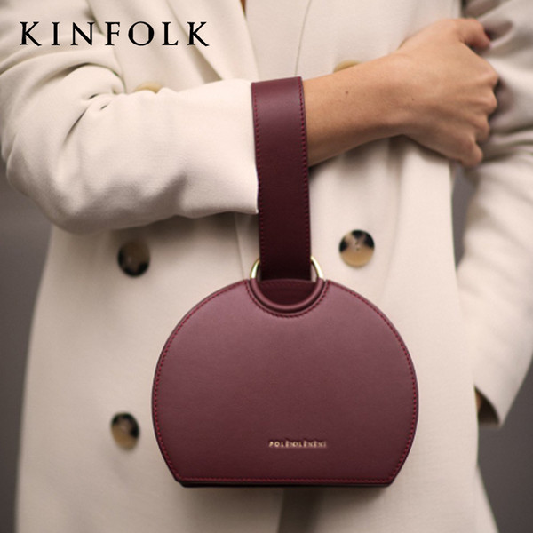 2019 spring summer new french paris style round simple exquisite acrylic box bag luxury women's banquet party purse bags (522301057) photo