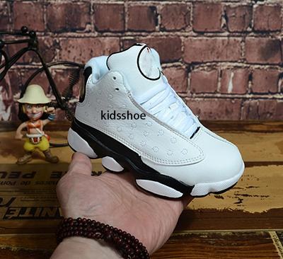 13 Kids Basketball Shoes Children 13s High Quality Sports Shoes Youth Boy Girl Basketball Sneakers For Sale EU28-35