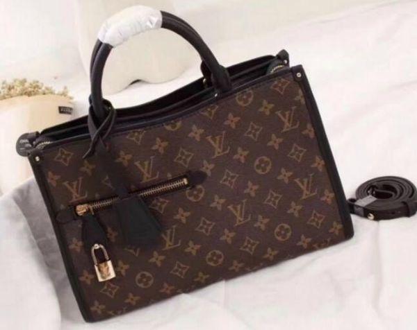 popincourt pm bag handbag purse 1244 totes handbags handles boston cross body messenger shoulder bags (457025331) photo