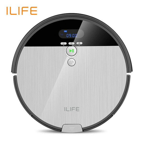 Ilife v8 automatic robotic vacuum floor cleaner auto robot mop weeper machine