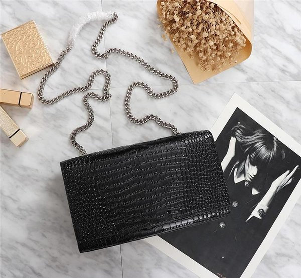 designer bags chain shoulder luxury y brand purse handbag fashion tote purse designer handbag genuine leather purse bag (441019129) photo