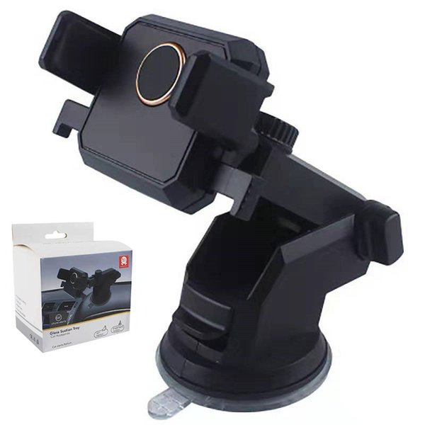 car mount phone holders 360 degree rotation suction adjustable window windshield dashboard suck stands for gps mobile cell phones smartphone