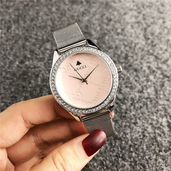 2019 Women Watches Luxury Brand dw Fashion Quartz Ladies Rhinestone kores dz PANDORA Bracelet m k Watch Casual female feminino coa ch korrss