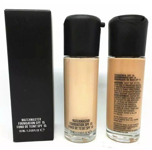 2017 pf 15 liquid foundation natural un protection long wear face concealer macco metic foundation matchma ter makeup foundation