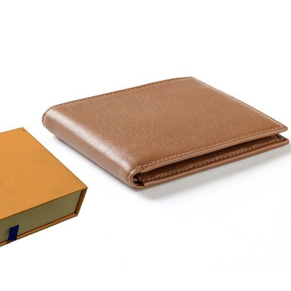 wallet designer wallet mens luxury wallet business purse men wallets designer luxury handbags purses women purses with orange box 1115 (464080965) photo