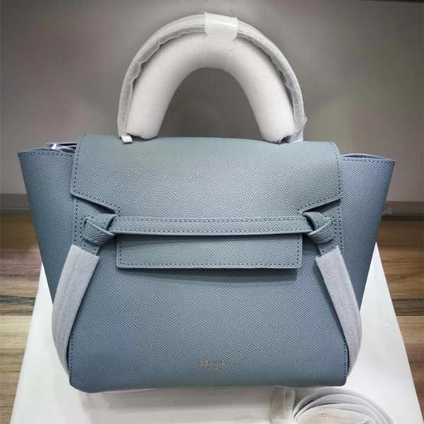 real leather women's large designer handbags fashion ladies bags discount bucket bag purse online 2019 (487018658) photo